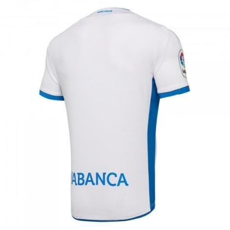 Гостевая игровая футболка Депортиво 2019-2020 сзади