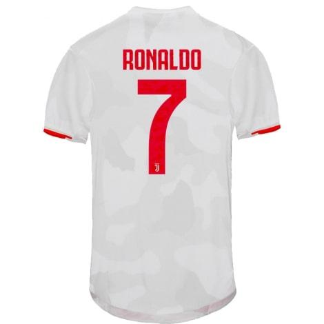 Гостевая футболка Ювентуса 2019-2020 Криштиану Роналду