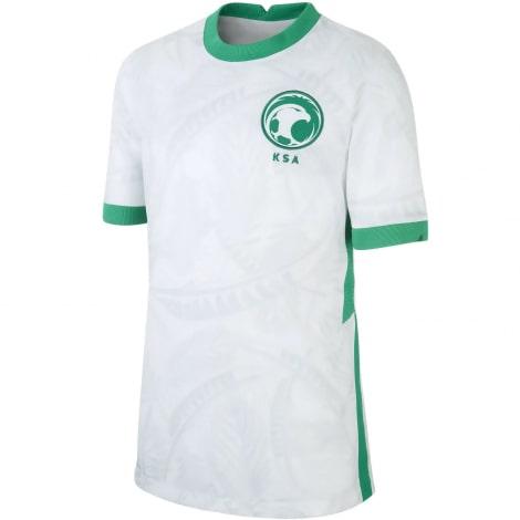 Домашняя футболка Саудовской Аравии по футболу 2021-2022