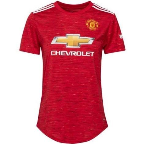 Детская домашняя форма Манчестер Юнайтед 2020-2021 футболка