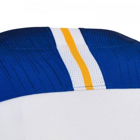 Домашняя игровая футболка Брайтон энд Хоув Альбион 2019-2020 воротник сзади