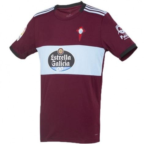 Взрослый комплект гостевой формы Сельта 2019-2020 футболка