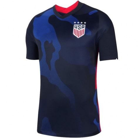 Гостевая футболка Соединенных Штатов Америки 2020-2021
