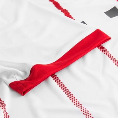 Третья футболка Баварии 2017-2018 рукав