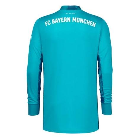 Домашняя вратарская форма Баварии 2020-2021 футболка сзади