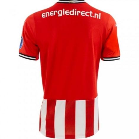 Комплект взрослой домашней формы ПСВ 2020-2021 футболка сзади