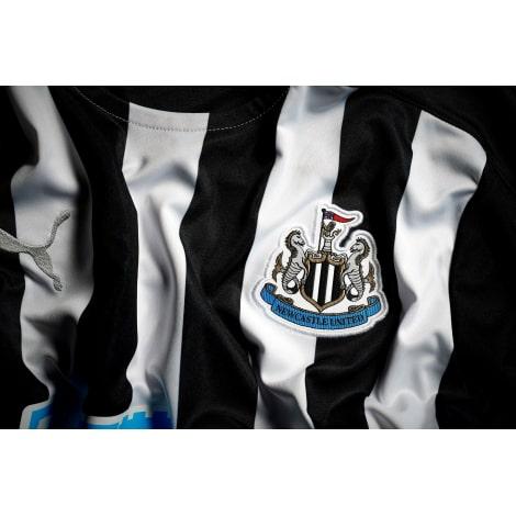 Комплект взрослой домашней формы Ньюкасл 2020-2021 футболка герб клуба