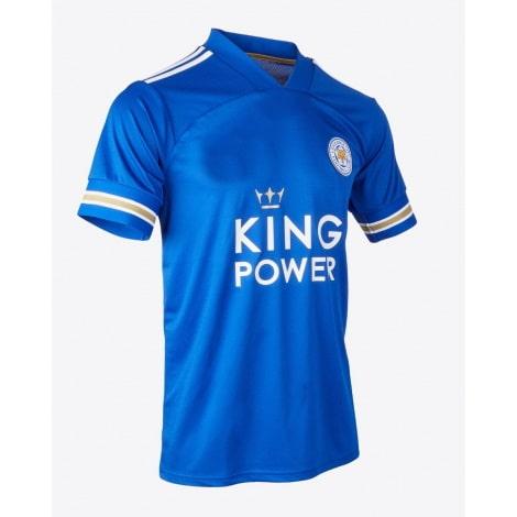 Комплект детской домашней формы Лестер Сити 2020-2021 футболка