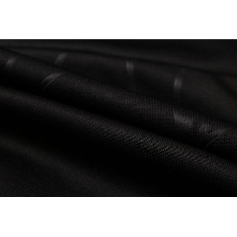Черный костюм сборной Голландии по футболу 2020-2021 ткань
