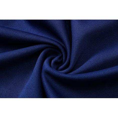 Синий спортивный костюм Барселоны 2021-2022 ткань