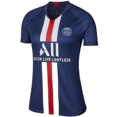 Женская домашняя футболка ПСЖ 2019-2020