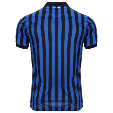 Комплект детской домашней формы Аталанта 2020-2021 футболка сзади