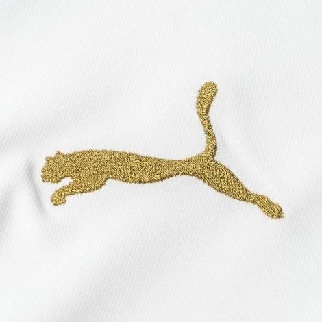 Футболка детской домашней формы Марселя 2018-2019 бренд
