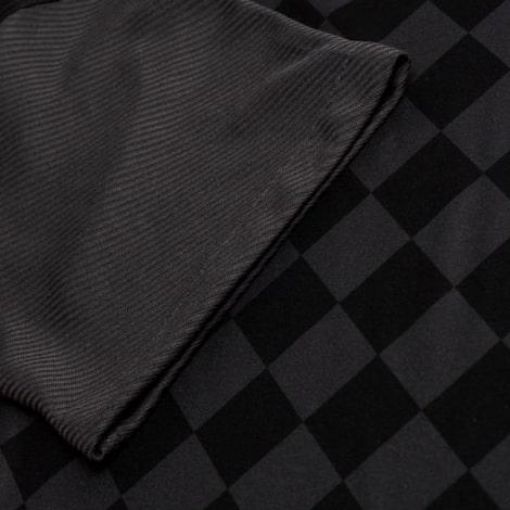 Комплект взрослой третьей формы Ливерпуля 2020-2021 футболка рукав