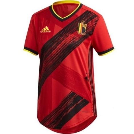 Детская домашняя форма Голландии на ЕВРО 2020-2021 футболка