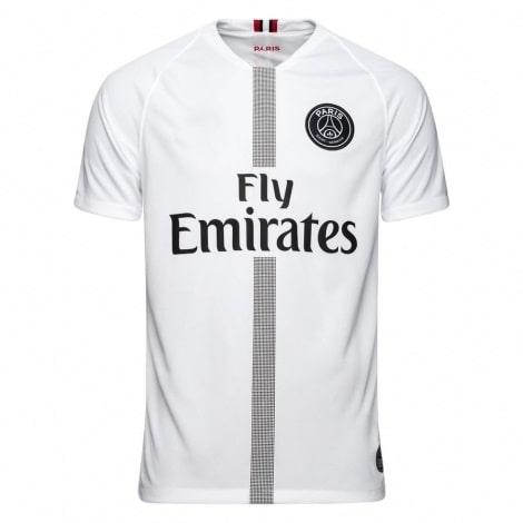 Гостевая футболка ПСЖ 2018-2019 Кавани номер 9 JORDAN спереди