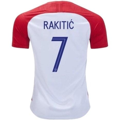 Домашняя футболка Хорватии Иван Ракитич ЧМ 2018