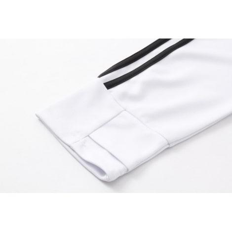 Взрослый бело-черный костюм Реал Мадрид 18-19 рукав