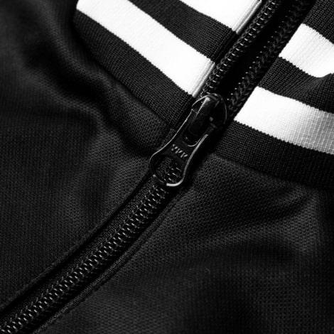 Взрослый черный костюм Реал Мадрид 18-19 вблизи