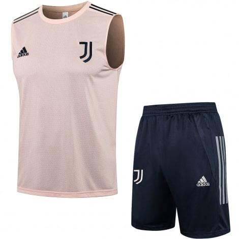 Сине-розовая тренировочная форма Ювентуса 2021-2022