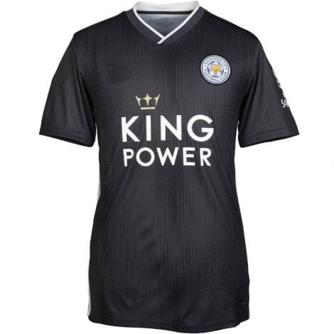 Комплект взрослой гостевой формы Лестер Сити 2019-2020 футболка