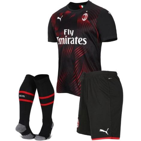 Взрослая третья футбольная форма Милана 2019-2020