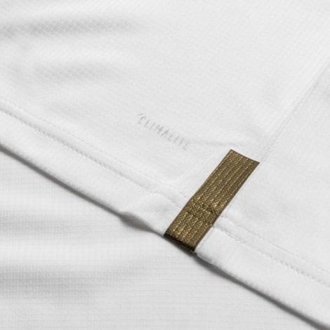 Детская домашняя форма Реал Мадрид 19-20 c длинными рукавами футболка технология