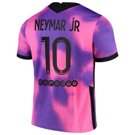 Четвертая футболка ПСЖ 2020-2021 Неймар