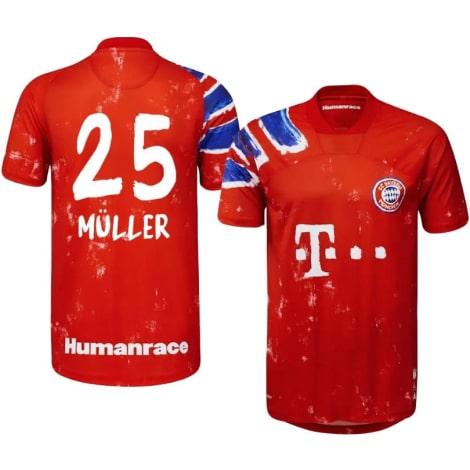 Детская лимитированная форма Баварии Томас Мюллер 2020-2021