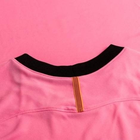 Взрослая домашняя форма ПСЖ 19-20 c длинными рукавами спереди
