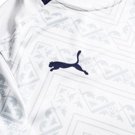 Гостевая футбольная форма сборной Италии ЕВРО 2020 бренд