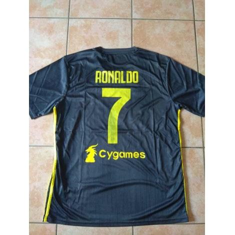 Третья игровая футболка Ювентуса 2018-2019 Роналду номер 7