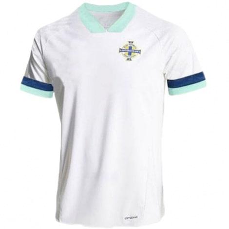 Гостевая футболка Северной Ирландии на ЕВРО 2020