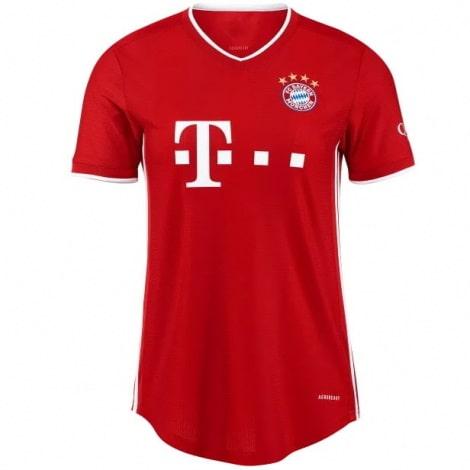Женская домашняя футболка Баварии 2020-2021