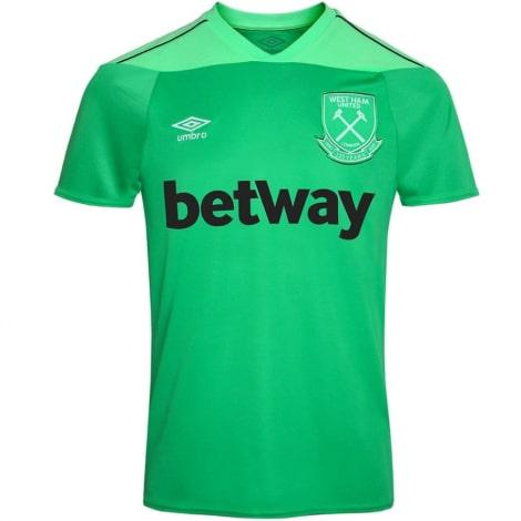 Домашняя вратарская футболка Вест Хэм 2020-2021
