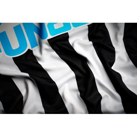 Комплект взрослой домашней формы Ньюкасл 2020-2021 футболка титульный спонсор