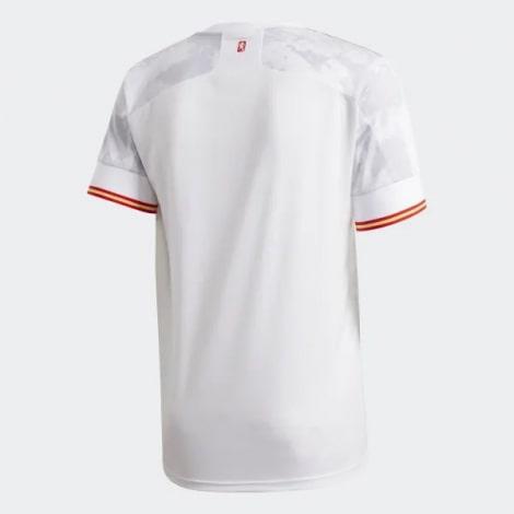 Вратарская домашняя футболка Барселоны 2018-2019 логотип производителя