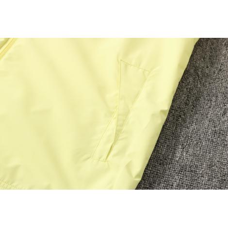 Сине-желтый костюм Арсенал по футболу 2021-2022 карман