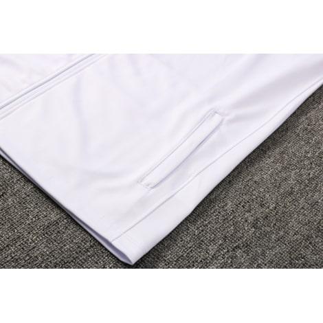 Бело-синий тренировочный костюм Челси 2021-2022 снизу