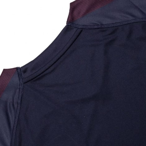 Гостевая футболка Арсенала Генрих Мхитарян номер 7 2018-2019 сзади