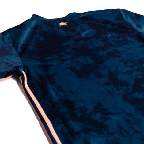 Третья аутентичная футболка Арсенала 2020-2021 сзади