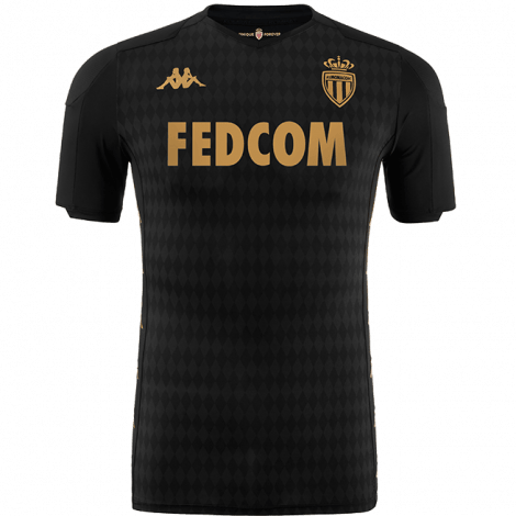Гостевая игровая футболка Монако 2019-2020