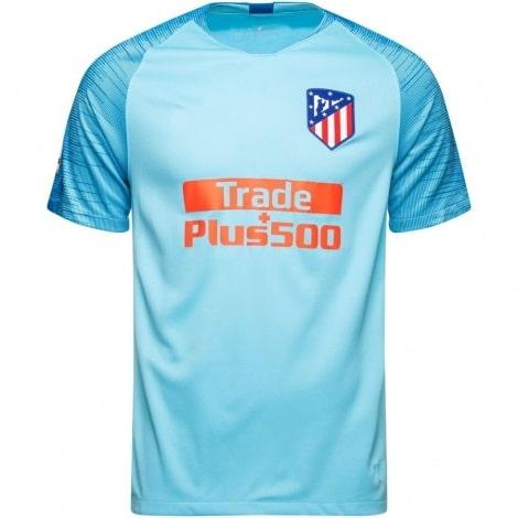 Гостевая футболка Филипе Луис 2018-2019 спереди