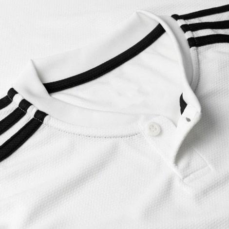 Взрослая гостевая форма Реал Мадрид 19-20 c длинными рукавами шорты сзади