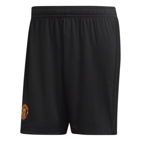 Взрослая форма Ман Юнайтед 18-19 c длинными рукавами шорты