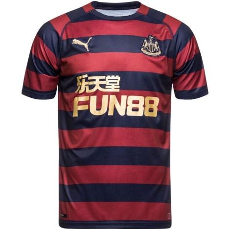 Гостевая игровая футболка Ньюкасл Юнайтед 2018-2019