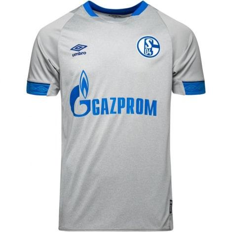 Гостевая игровая футболка Шальке 04 2018-2019