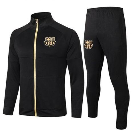 Черно-золотой костюм Барселоны 2020-2021