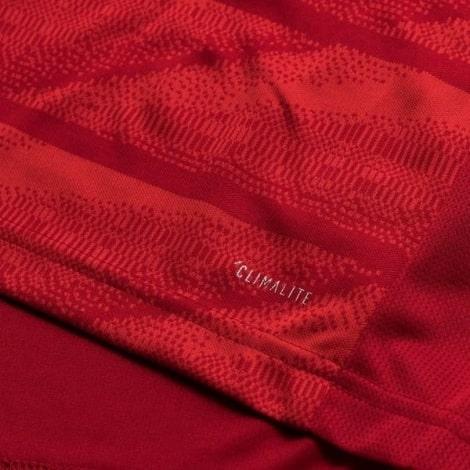 Взрослая домашняя форма Баварии с длинным рукавом 19-20 футболка технология