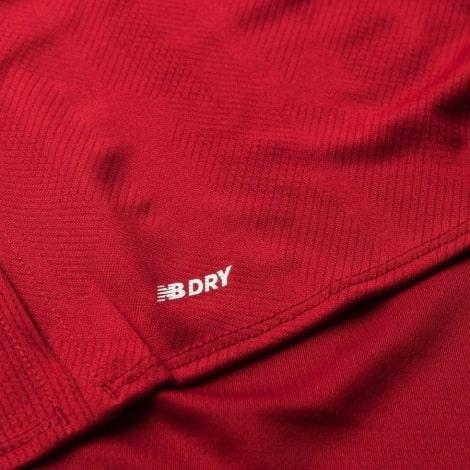 Домашняя футболка Ливерпуля 2018-2019 Садио Мане технология изготовления